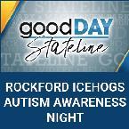 Icehogs Autism Night