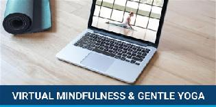 Virtual Mindfulness and Gentle Yoga at the Cohen Clinic