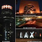 Landmarks Turn Orange for 100th Anniversary