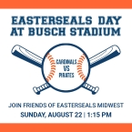 See Cardinals baseball with Easterseals Midwest
