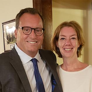 Craig and Diane Todd