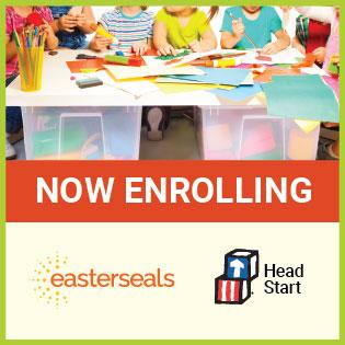Now enrolling Head Start