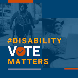 Disability Vote Matters 2020