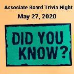 Associate Board Trivia Night