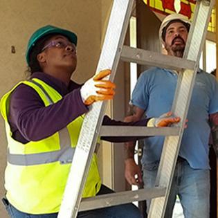 Building Value deconstruction team