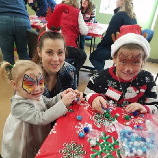 Holiday Cheer at the Easterseals Respite Program