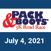 Pack N' Boots Road Race