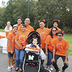 Walk With Me Ambassador family
