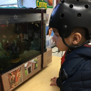 Story about Miguel at Jane's House Child Development Center