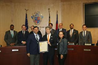 Easterseals 100th Anniversary Proclamation