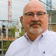 Bernie Suer of Messer Construction