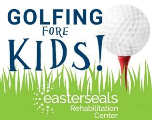 Golfing Fore Kids logo