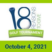 18 Reasons Golf Tournament