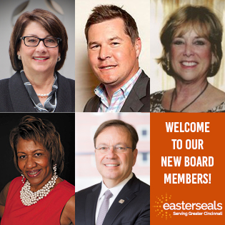 Collage of new Board members for 2020