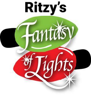 Ritzy's Fantasy of Lights logo