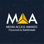 Media Access Awards logo on starry background