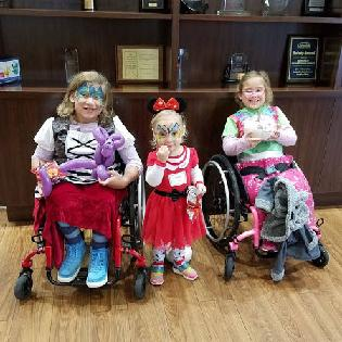 Fall Festivities at Easterseals Respite Program