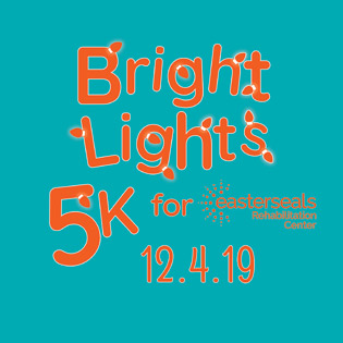 Bright Lights 5K logo