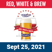 Red, White and Brew Sept 25