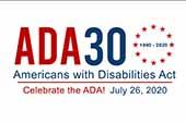 ADA 30th anniversary
