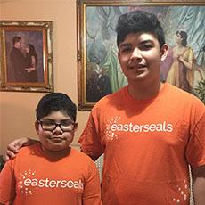 Samuel & Esteban Ocampo