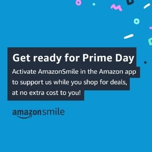 AmazonSmile Prime Day 2021 graphic