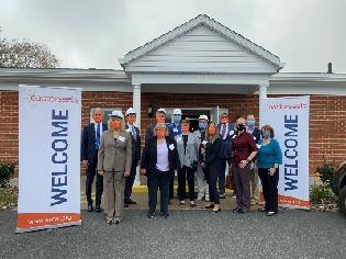 Congressman David Trone Visits New Adult Day Services Center in Hagerstown