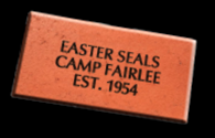 Camp Fairlee brick