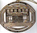 "Click here for more information about City of Albany 1998 Ornament, ""Bridge Hall"""