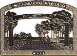 "City of Albany 2001 Ornament, ""Dougherty County Archway"""