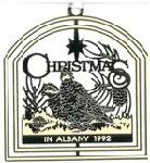 "Click here for more information about City of Albany 1992 Ornament,""Quail"""