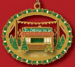 "Click here for more information about City of Albany 2014 Ornament, ""Paul Eames Christmas Tree Lot"""